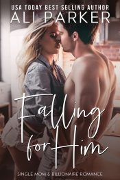 bargain ebooks Falling For Him Contemporary Romance by Alli Parker