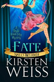 bargain ebooks Fate Cozy Mystery by Kirsten Weiss
