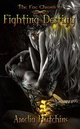 bargain ebooks Fighting Destiny Erotic Romance by Amelia Hutchins