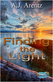 bargain ebooks Finding the Light Suspense Romance by A.J. Arentz