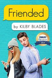 amazon bargain ebooks Friended: A Nostalgia Songfic Teen/Young Adult by Kilby Blades
