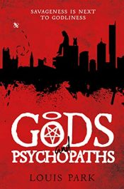 bargain ebooks Gods and Psychopaths Dark Fantasy Horror by Louis Park