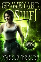 amazon bargain ebooks Graveyard Shift Dark Fantasy by Angela Roquet