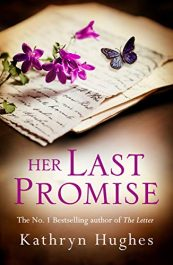 amazon bargain ebooks Her Last Promise Historical Fiction by Kathryn Hughes