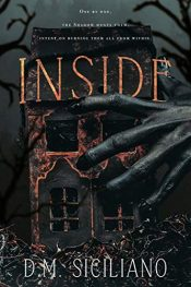 bargain ebooks Inside Horror by D.M. Siciliano