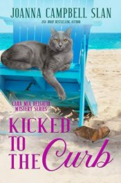 bargain ebooks Kicked to the Curb Mystery by Joanna Campbell Slan