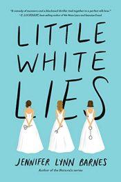 amazon bargain ebooks Little White Lies Teen/Young Adult Mystery by Jennifer Lynn Barnes