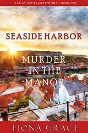 amazon bargain ebooks Murder in the Manor Cozy Mystery by Fiona Grace
