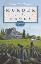 bargain ebooks Murder on the Rocks Cozy Mystery by Karen MacInerney