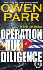 bargain ebooks Operation Due Diligence Thriller by Owen Parr