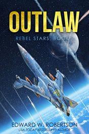 amazon bargain ebooks Outlaw (Rebel Stars Book 1) Science Fiction by Jennifer Lynn Barnes