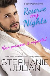 bargain ebooks Reserve My Nights Erotic Romance by Stephanie Julian