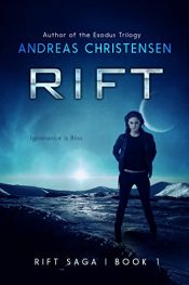 amazon bargain ebooks RIFT Science Fiction by Andreas Christensen