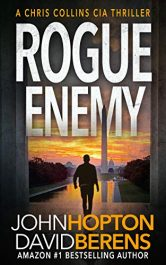 bargain ebooks Rogue Enemy CIA Thriller by John Hopton & David F. Berens