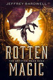 amazon bargain ebooks Rotten Magic Dark Fantasy/Horror by Jeffrey Bardwell