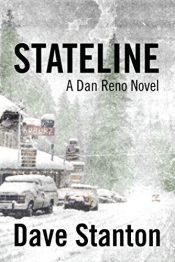 bargain ebooks STATELINE Crime Thriller / Mystery by Dave Stanton