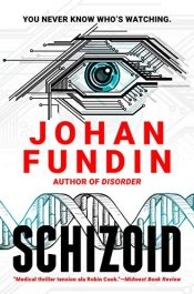 bargain ebooks Schizoid Thriller by Johan Fundin