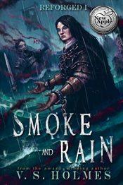 amazon bargain ebooks Smoke and Rain Dark Fantasy Horror by V. S. Holmes