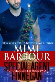 bargain ebooks Special Agent Finnegan Suspense Romance by Mimi Barbour
