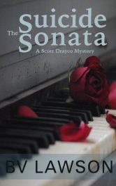bargain ebooks The Suicide Sonata Private Investigator Mystery by BV Lawson