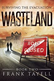 amazon bargain ebooks Surviving The Evacuation, Book 2: Wasteland Horror by Frank Tayell