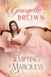 bargain ebooks Tempting a Marquess Historical Romance by Georgette Brown