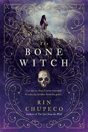 bargain ebooks The Bone Witch Dark Fantasy Horror by Rin Chupeco