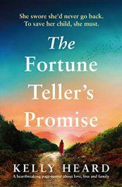 bargain ebooks The Fortune Teller's Promise Historical Romance by Kelly Heard
