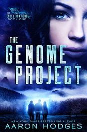bargain ebooks The Genome Project Young Adult/Teen Science Fiction by Aaron Hodges