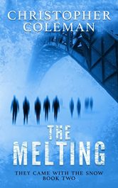 bargain ebooks The Melting Horror by Christopher Coleman