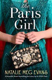 bargain ebooks The Paris Girl Historical Fiction by Natalie Meg Evans