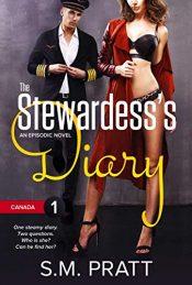 bargain ebooks The Stewardess's Diary - Canada Erotic Romance by S.M. Pratt