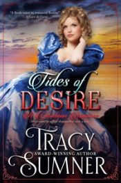 bargain ebooks Tides of Desire: A Christmas Romance (Book 3) Historical Romance by Tracy Sumner