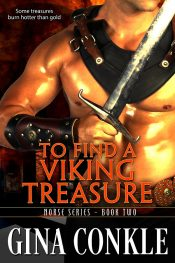 bargain ebooks To Find a Viking Treasure Viking Romance by Gina Conkle