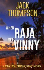amazon bargain ebooks When Raja Met Vinny Mystery/Thriller by Jack Thompson