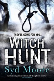 bargain ebooks Witch Hunt Horror by Syd Moore