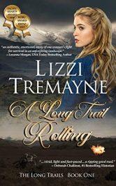 bargain ebooks A Long Trail Rolling Historical Fiction by Lizzi Tremayne
