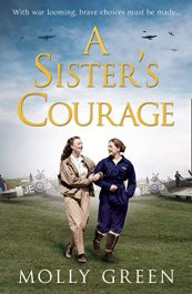 bargain ebooks A Sister's Courage Historical Fiction by Molly Green