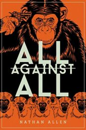 bargain ebooks All Against All SciFi Thriller by Nathan Allen
