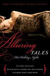 bargain ebooks Alluring Tales:Hot Holiday Nights Erotic Romance by Multiple Authors