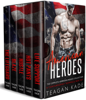 bargain ebooks American Heroes Collection Contemporary Romance by Teagan Kade
