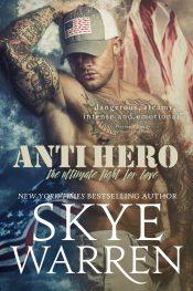bargain ebooks Anti-Hero Romance by Skye Warren