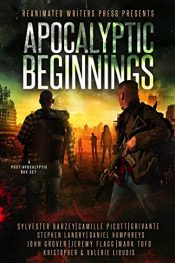 amazon bargain ebooks Apocalyptic Beginnings Box Set Horror by Multiple Authors