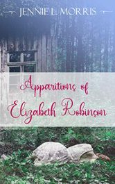 bargain ebooks Apparitions of Elizabeth Robinson Historical Fiction by Jennie L. Morris