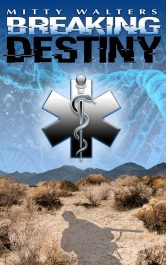bargain ebooks Breaking Destiny Science Fiction Adventure by Mitty Walters