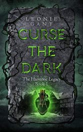 bargain ebooks Curse the Dark Mystery by Leonie Gant