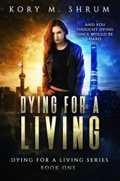 amazon bargain ebooks Dying for a Living Action Adventure by Kory M. Shrum