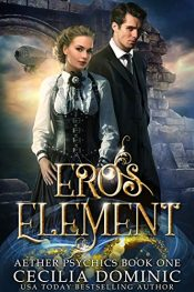 bargain ebooks Eros Element Historical Adventure by Cecilia Dominic