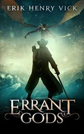 bargain ebooks Errant Gods Dark Fantasy by Erik Henry Vick