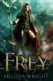 bargain ebooks Frey Sword & Sorcery Fantasy by Melissa Wright